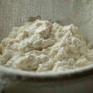 The Homemade Pantry's Ricotta Cheese