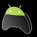 DroidPad: PC Joystick & mouse logo