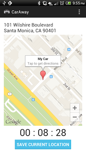 CarAway - Find My Car