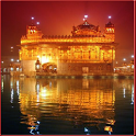 Golden Temple Locker Theme icon