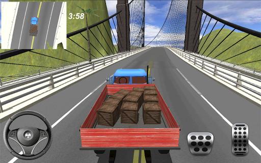 玩模擬App|ハイウェー貨物運送免費|APP試玩
