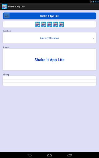 【免費休閒App】Shake It App Lite-APP點子