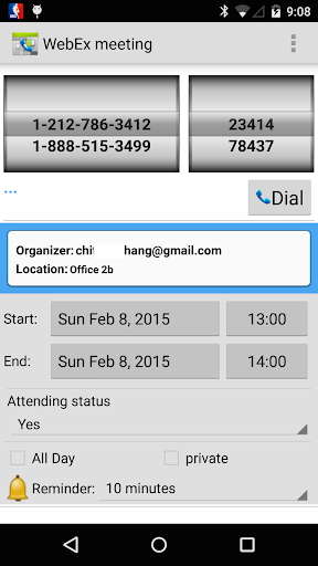 Appointment Dialer