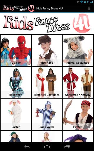 Kids Fancy Dress 4U