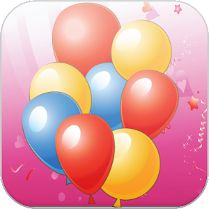 Balloon Popping For Babies for PC and MAC