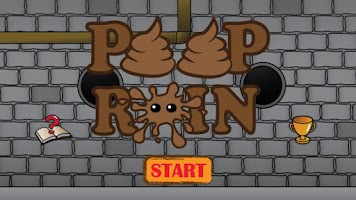 Screenshot of Poop Rain Free