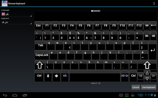 【免費個人化App】Blind Accessibility Keyboard-APP點子
