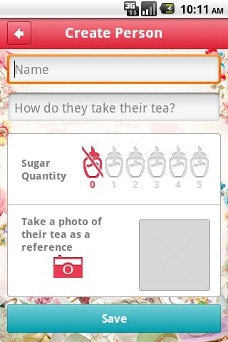 Teatime - screenshot