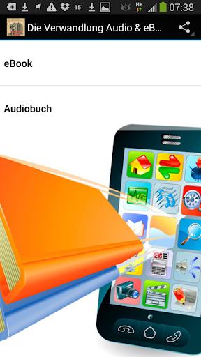 Die Verwandlung Audio Buch
