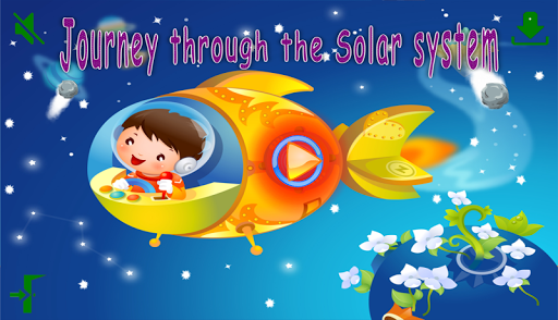 Journey the Solar system