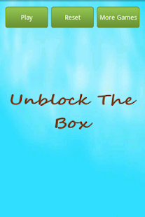 Unblock The Box