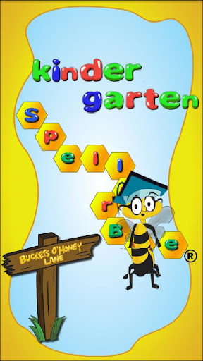 Spelling for Kindergarten