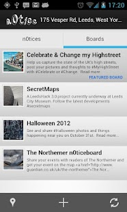 n0tice for Android - screenshot thumbnail