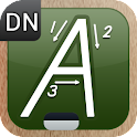 ABCs Handwriting DN Print logo