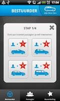 Screenshot of MNM Friends Taxi