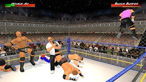 7 Wrestling Revolution 3D App screenshot