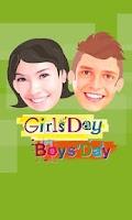 Screenshot of Girls'Day & Boys'Day BerufeApp