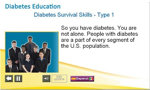 Type 2 Diabetes - screenshot thumbnail