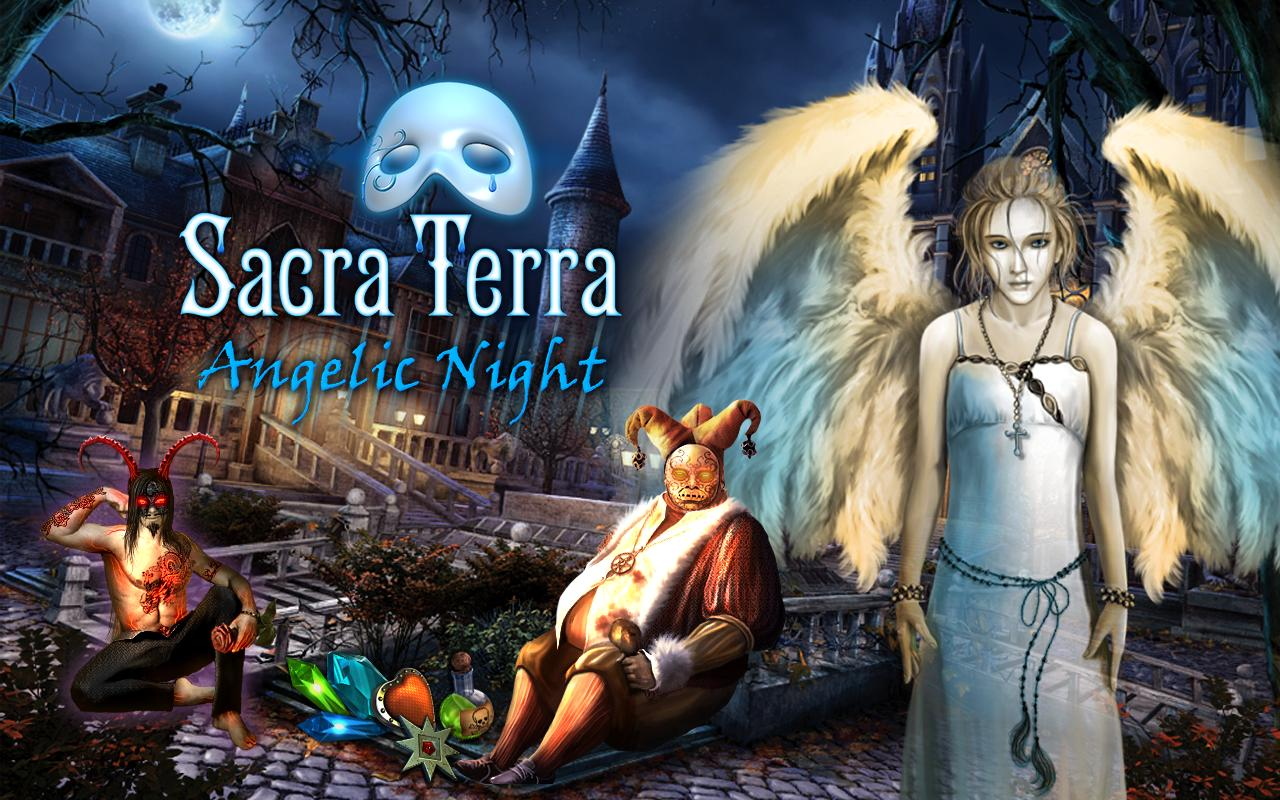 Sacra Terra: Angelic Night- screenshot