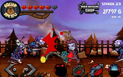 Colosseum Heroes - screenshot thumbnail