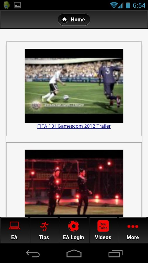FIFA 13 Tips - screenshot