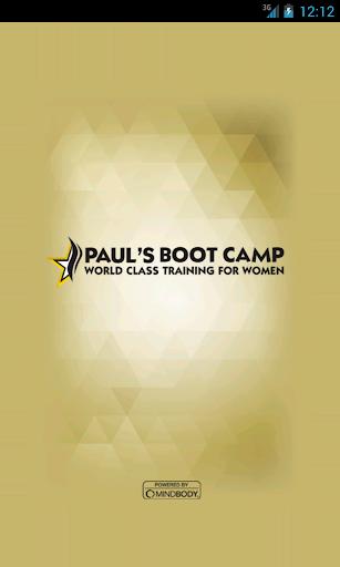 PAUL'S BOOT CAMP