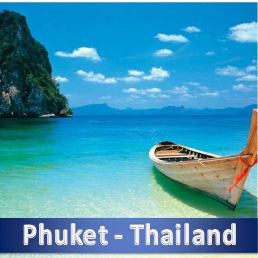 Phuket Offline Tourist Maps LOGO-APP點子