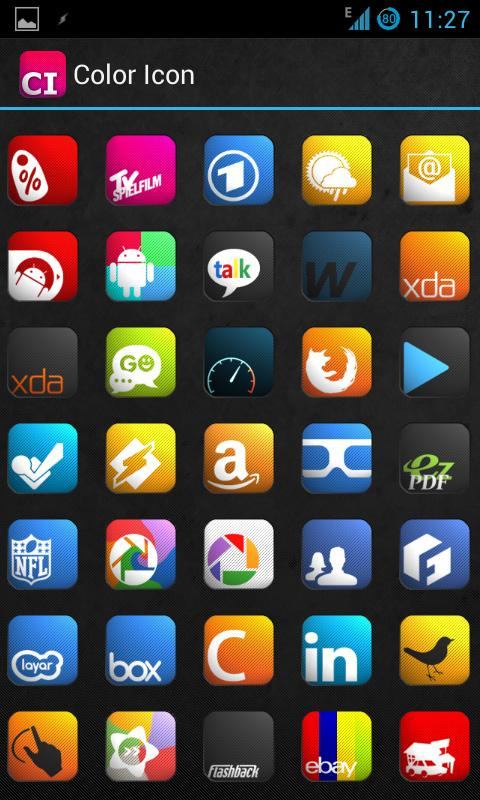 Color Icon- screenshot