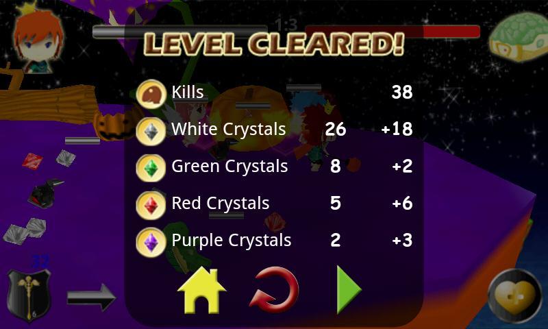 MiniKing 3D game- screenshot