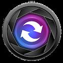 SnapSync logo