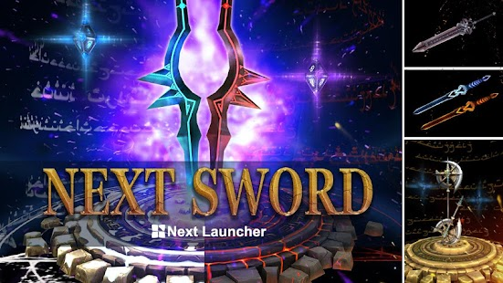 Next Sword 3D Livewallpaper - screenshot thumbnail