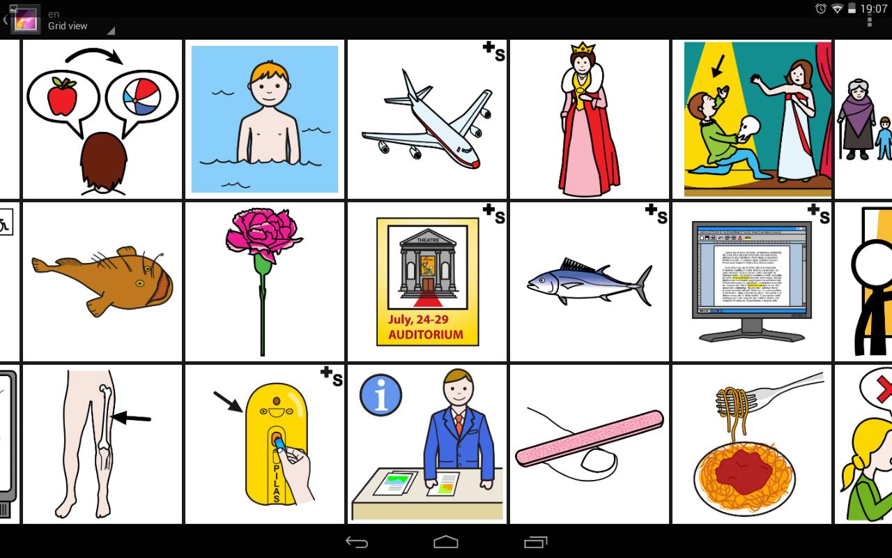 Bien-aimé Pictogrammes pour l'Autisme – Applications Android sur Google Play GK62