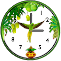 Ugadi Clock icon