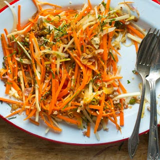 Yam Samun Phrai (Northern Thai-style Herb Salad)