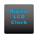Digital LCD Clock - Free icon