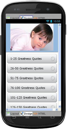 Best Greatness Quotes