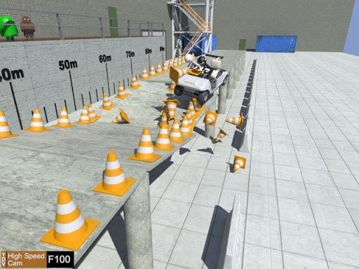 Stickman Crash Testing ② screenshot