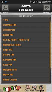 Kenya FM Radio
