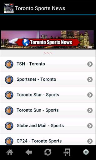 Toronto Sports News