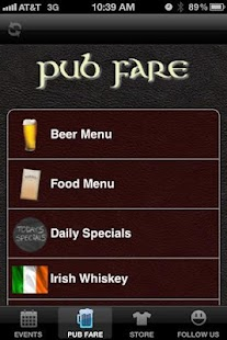 O'Briens Irish Pub - Temple TX- screenshot thumbnail