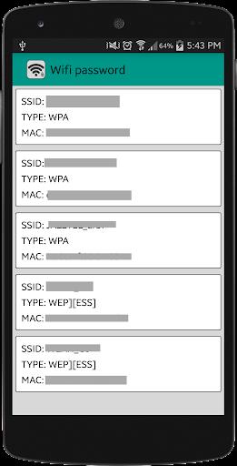 Wifi-password 2015