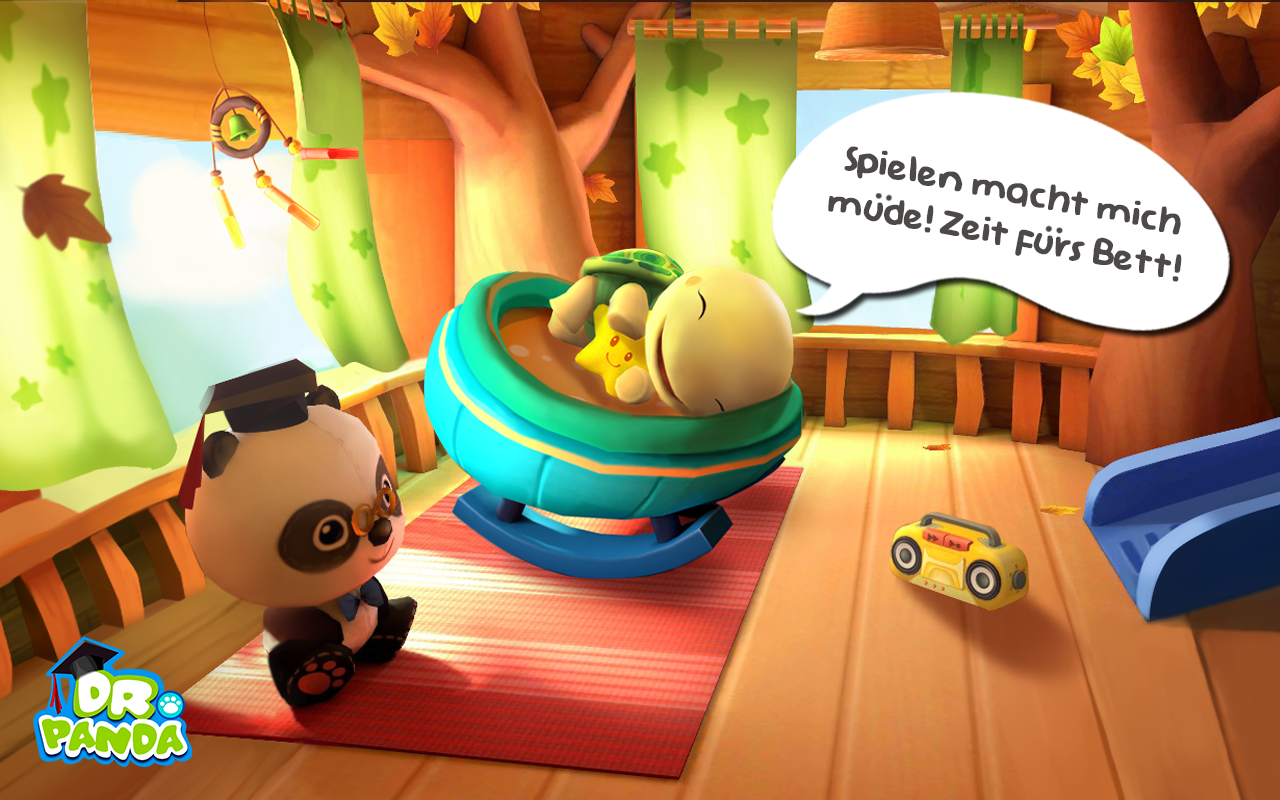 Dr. Panda & Totos Baumhaus – Screenshot