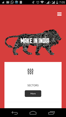 Make In India - screenshot