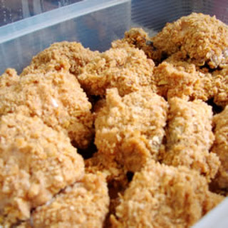 Oven Fried Chicken IV