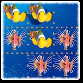 Tic Tac Toe Underwater