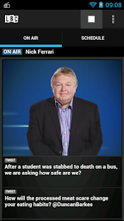 LBC Radio App - screenshot thumbnail