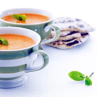 Spiced Red Lentil Soup