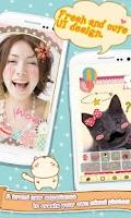 Screenshot of DECO+ ~ Cute photo editor ~