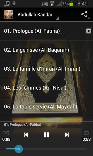 Coran Abdullah Kandari