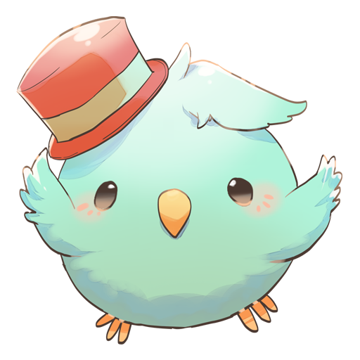 Tweecha Theme:Nijiiro Pi-chan